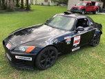 S2000 Race Car Pro Built Race Ready  for sale $15,000