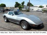 1978 Chevrolet Corvette  for sale $16,000