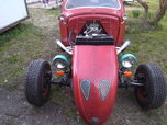 *Stretched* 69 VW Rat Rod, Has Chopped Top