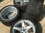 2005-2014 Mustang 18X11 Wheels and Tires  for sale $1,400