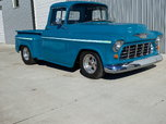 1955 chevy pickup pro street blown with air  for sale $35,000