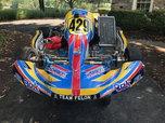 FA Alonzo Shifter Kart 2018  for sale $4,750