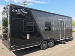 New 2018 CargoMate Blazer Series 8.5' x 24' Enclosed Tandem   for sale $28,995