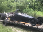 180 2009 Shorty Hardtail Dragster w/trailer  for sale $7,500