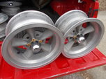 .VINTAGE 15X6 FORD WHEELS  for sale $250