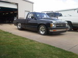 91 S10 Drag Truck  for sale $14,500
