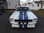 1965 Mustang GT350 tribute car 289 30 / over 5 speed Pony i