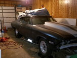 1968 chevelle roller  for sale $9,000