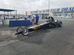 1996 Frame Works Hard Tail Dragster  for sale $6,000