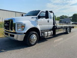 2018 Ford F650 Extended Cab Superduty Diesel Rollback/Wrecke  for sale $79,800