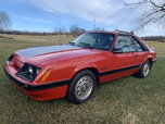 1986 Ford Mustang  for sale $11,500
