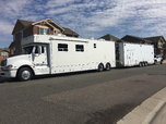 Toterhome / Stacker Trailer Combo  for sale $159,000