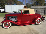 1932 Ford Cabriolet   for sale $75,000