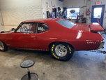 1968 Pontiac GTO in Massachusetts  for sale $38,000