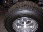 2 New Hoosier Radial tires  for sale $450