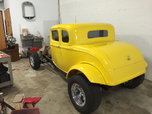 32 Ford Five Window Coupe  for sale $17,500