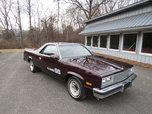 1986 Chevrolet El Camino  for sale $16,000