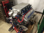 Aluminum 598 CI Turbo Engine Capable Of 3500 Horsepower  for sale $24,500
