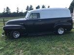 1952 Chevrolet Sedan Delivery