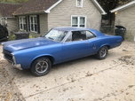 1967 Pontiac LeMans  for sale $8,500