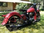 1938 HARLEY-DAVIDSON  EL 'KNUCKLEHEAD'  for sale $33,800