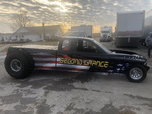 """SMTWD TWD ROLLER """"SECOND CHANCE"""" PULLING TRUCK&n  for sale $11,500"""