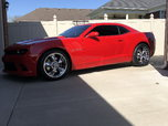 2015 Chevrolet Camaro  for sale $36,000