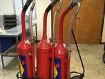 ARCA pit equipment