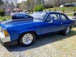 1981 Chevrolet Malibu Drag Car