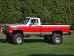 1981 Chevrolet K30  for sale $16,000