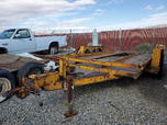14' Dual Axle Car Trailer, 2&5/16 ball