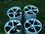 Corvette Grand Sport wheels  for sale $600