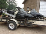 wicked mountain sleds custom built   for sale $6,000