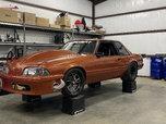 Mustang Foxbody Rolling for 25k or turn key 50k