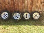 PANASPORT CENTERLOCK RACING WHEELS