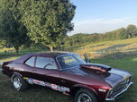 1972 nova  for sale $8,000