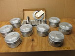 JE FORGED PISTON SET 258232 FOR BIG BLOCK CHEVY  for sale $225
