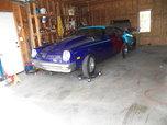 1976 Chevrolet Vega roller  for sale $6,500