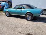 1967 Chevrolet Camaro  for sale $43,500