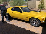 1970 Ford Mustang  for sale $22,500