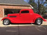 1934 Ford 3 Window  for sale $35,000