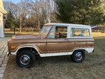 1974 Ford Bronco  for sale $75,000