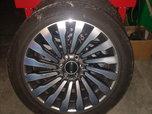 2019 Lincoln navigator wheels/tires 4  for sale $2,000