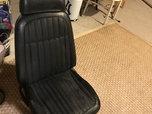 67-69 Camaro Interior Original Black