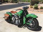 1942 Harley Davidson Knucklehead  for sale $18,000