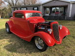 1934 Ford 3 Window  for sale $29,500