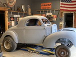 37 -40-41 willys gasser  for sale $55,000