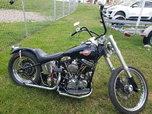 1952 Harley Davidson Panhead  for sale $16,000