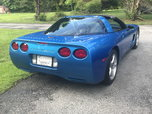 Almost new Corvette  for sale $2,150,000