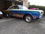 1967 PLYMOUTH GTX DRAG CAR   for sale $16,000